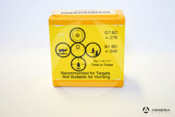 Palle ogive Berger VLD Target calibro 30 - 185 grani - 100 pezzi -0