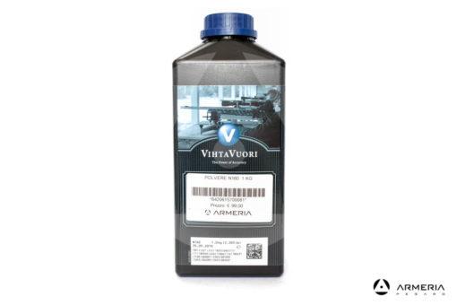 Polvere da ricarica VihtaVuori serie numero 100 tipo N160