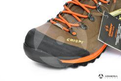 Scarponi Crispi Titan GTX dark brown taglia 45 punta