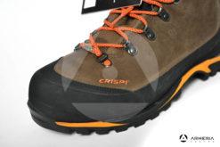 Scarponi Crispi Wasatch GTX Dark Brown taglia 44 punta