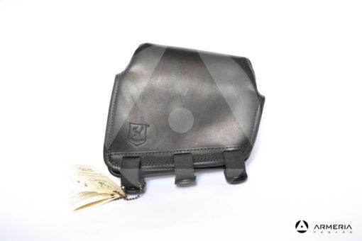 Allineatore ottico per calcio carabina Riserva equipaggiamento caccia in pelle