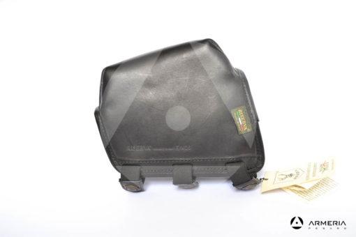 Allineatore ottico per calcio carabina Riserva equipaggiamento caccia in pelle lato