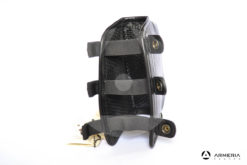 Allineatore ottico per calcio carabina Riserva equipaggiamento caccia in pelle interno