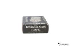American Eagle AR223 calibro 223 Rem 55 grani FMJ - 20 cartucce
