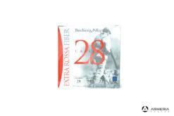 B&P Baschieri e Pellagri Extra Rossa Fiber calibro 28 Piombo 10 - 25 cartucce