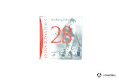 B&P Baschieri e Pellagri Extra Rossa Fiber calibro 28 Piombo 11 - 25 cartucce