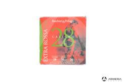 B&P Baschieri e Pellagri Extra Rossa HV calibro 28 Piombo 9.5 - 25 cartucce