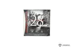 B&P Baschieri e Pellagri Extra Rossa Low Noise calibro 28 Piombo 10 - 25 cartucce