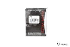 B&P Baschieri e Pellagri Extra Rossa Low Noise calibro 28 Piombo 10 - 25 cartucce lato