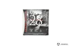 B&P Baschieri e Pellagri Extra Rossa Low Noise calibro 28 Piombo 8 - 25 cartucce