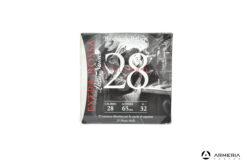 B&P Baschieri e Pellagri Extra Rossa Low Noise calibro 28 Piombo 9 - 25 cartucce