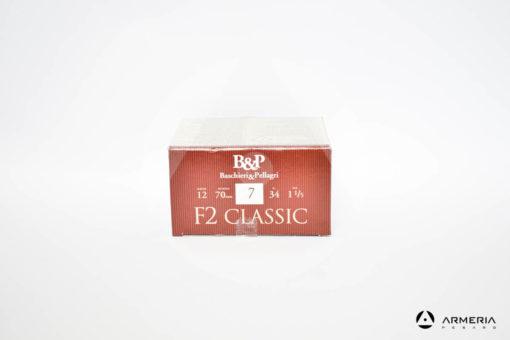 B&P Baschieri e Pellagri F2 Classic calibro 12 - Piombo 7 - 25 cartucce modello