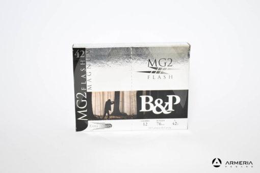 B&P Baschieri e Pellagri MG2 Flash Magnum Extra Velocity calibro 12 - Piombo 3 - 10 cartucce
