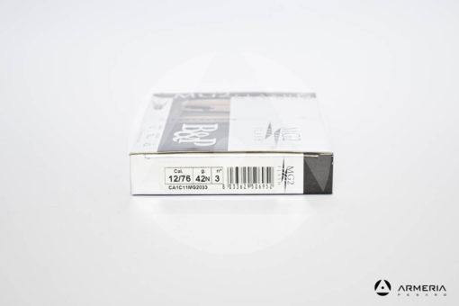 B&P Baschieri e Pellagri MG2 Flash Magnum Extra Velocity calibro 12 - Piombo 3 - 10 cartucce modello