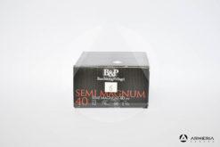 B&P Baschieri e Pellagri Semimagnum 40 HV calibro 12 - Piombo 6 - 25 cartucce modello