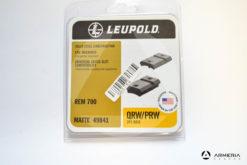 Base per anelli Leupold QRW-PRW REM 700 - matte #49841-1