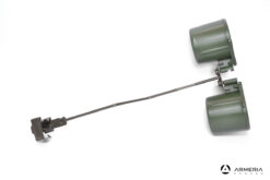 Beverini per racchette stantuffo ribaltine e rulli tubo 24-25 mm