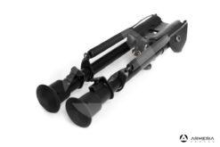 Bipiede professionale Harris Ultralight modello LM Serie 1A2 a base fissa #26054