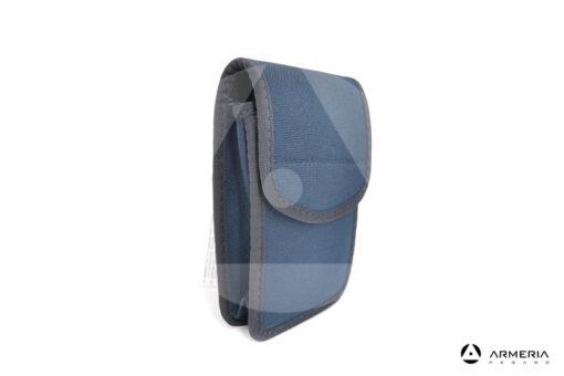 Borsa borsello in cordura Vega Holster #2G69 Blu lato