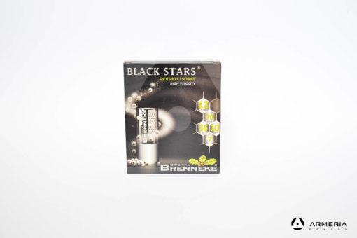 Brenneke Original Black Stars High Velocity calibro 12 - Piombo 7 - 10 cartucce