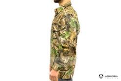 Camicia camo manica lunga Patton taglia M lato