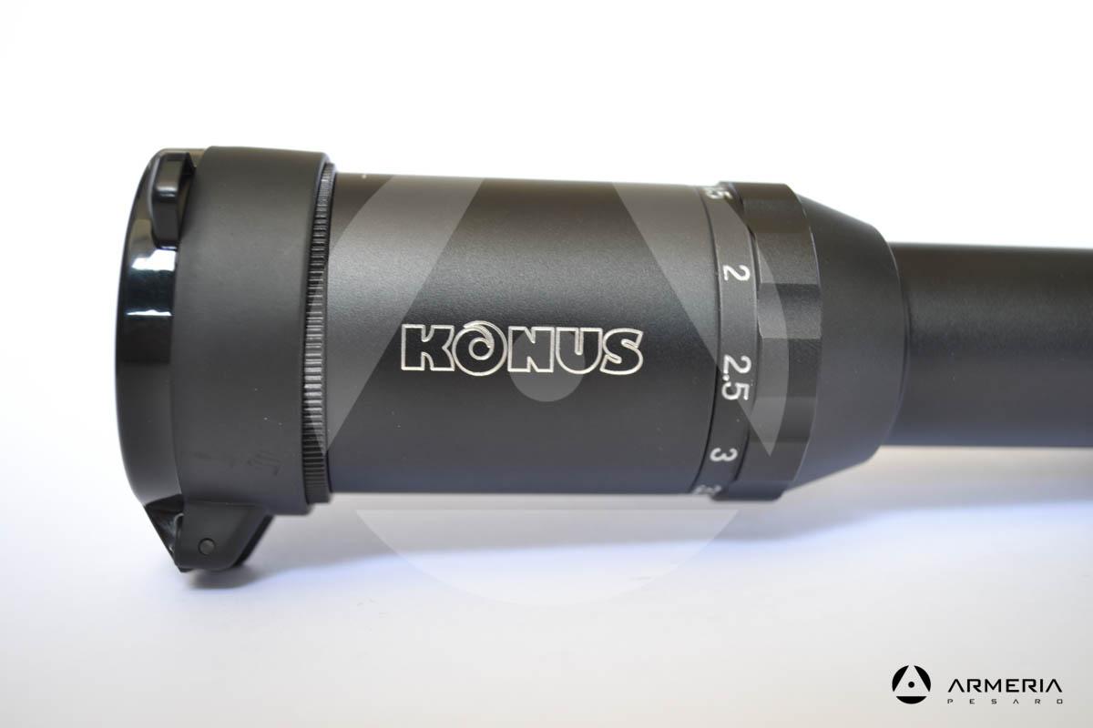 KONUS 1/ /4/x 24/konuspro-m30/Riflescope con reticolo illuminato