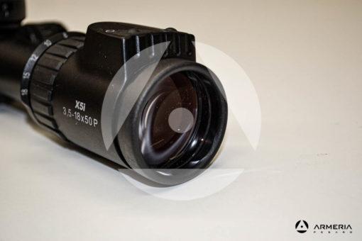 Cannocchiale Ottica da puntamento Swarovski Optik X5i 3.5-18x50 P 1_4 MOA L BRM_1 vista 4