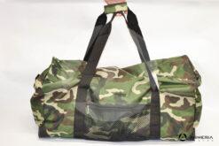 Capiente borsa borsone mimetico Virginia Outdoor