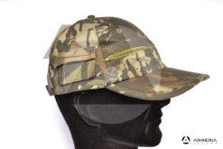Cappello berretto Adventure Collection in cotone taglia L - 59 cm lato
