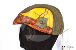 Cappello berretto Trabaldo Lizard H.V. Winter caccia taglia II lato