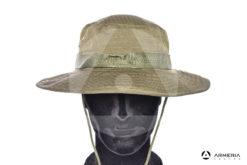 Cappello berretto a falde larghe Barbaric taglia L verde - 57_58 cm
