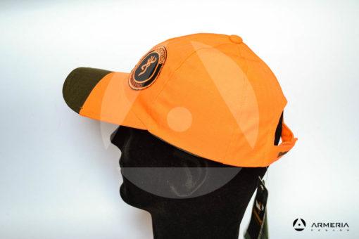 Cappello berretto da caccia Browning Tracker Pro con protezione collo lato
