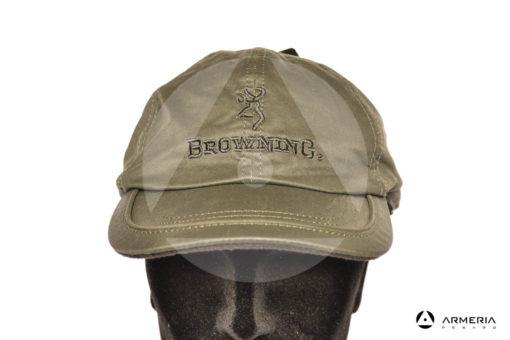 Cappello berretto da caccia Browning Winter imbottito taglia unica