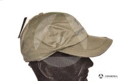 Cappello berretto da caccia Browning Winter imbottito taglia unica lato