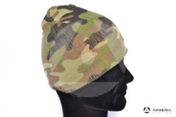 Cappello berretto da caccia mimetico 3 Cime taglia unica lato