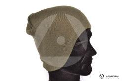 Cappello berretto da caccia verde 3 Cime taglia unica lato