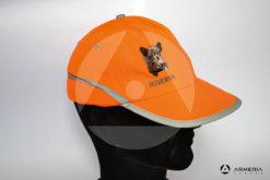 Cappello berretto in nylon Riserva equipaggiamento caccia taglia unica lato