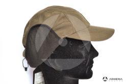 Cappello da caccia Beretta BE031 taglia XL con cappuccio lato