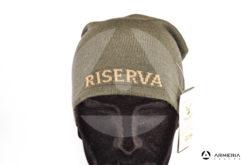 Cappello di lana verde Riserva equipaggiamento caccia taglia unica