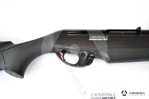 Carabina Benelli semiautomatica modello Endurance BE-ST calibro 30-06 grilletto