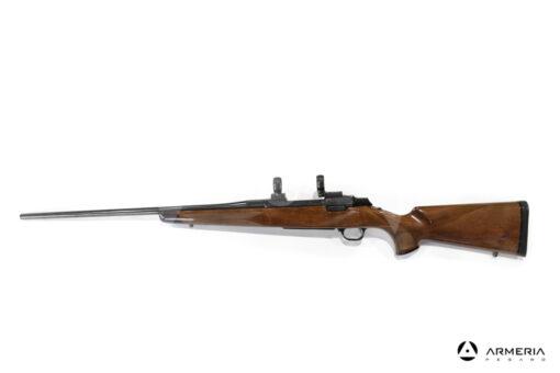 Carabina Bolt Action Browning modello Medallion calibro 25-06 lato