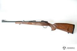 Carabina Bolt Action CZ modello 557 Lux calibro 270 Winchester lato