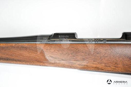 Carabina Bolt Action CZ modello 557 Lux calibro 270 Winchester details