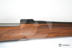 Carabina Bolt Action CZ modello 557 Lux calibro 270 Winchester dettaglio