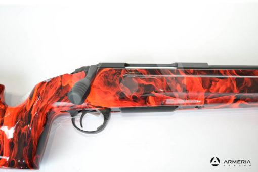 Carabina Remington modello 700 SPS Tactical calibro 300 Blackout grilletto