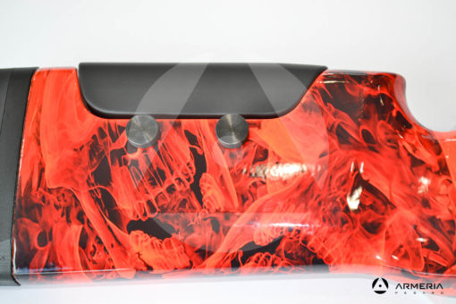 Carabina Remington modello 700 SPS Tactical calibro 300 Blackout macro