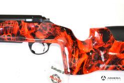 Carabina Remington modello 700 SPS Tactical calibro 300 Blackout dettaglio