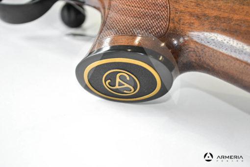 Carabina Sauer modello 101 Classic calibro 243 Winchester marchio