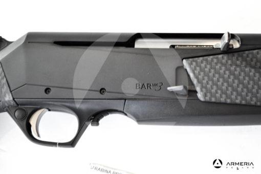 Carabina semiautomatica Browning modello MK3 Reflex Compo HC cal 30-06 grilletto