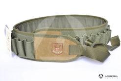 Cartuccera verde Riserva equipaggiamento caccia 26 celle calibro 12